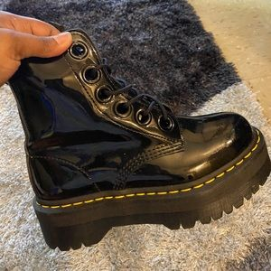 Molly Dr. Martens boots